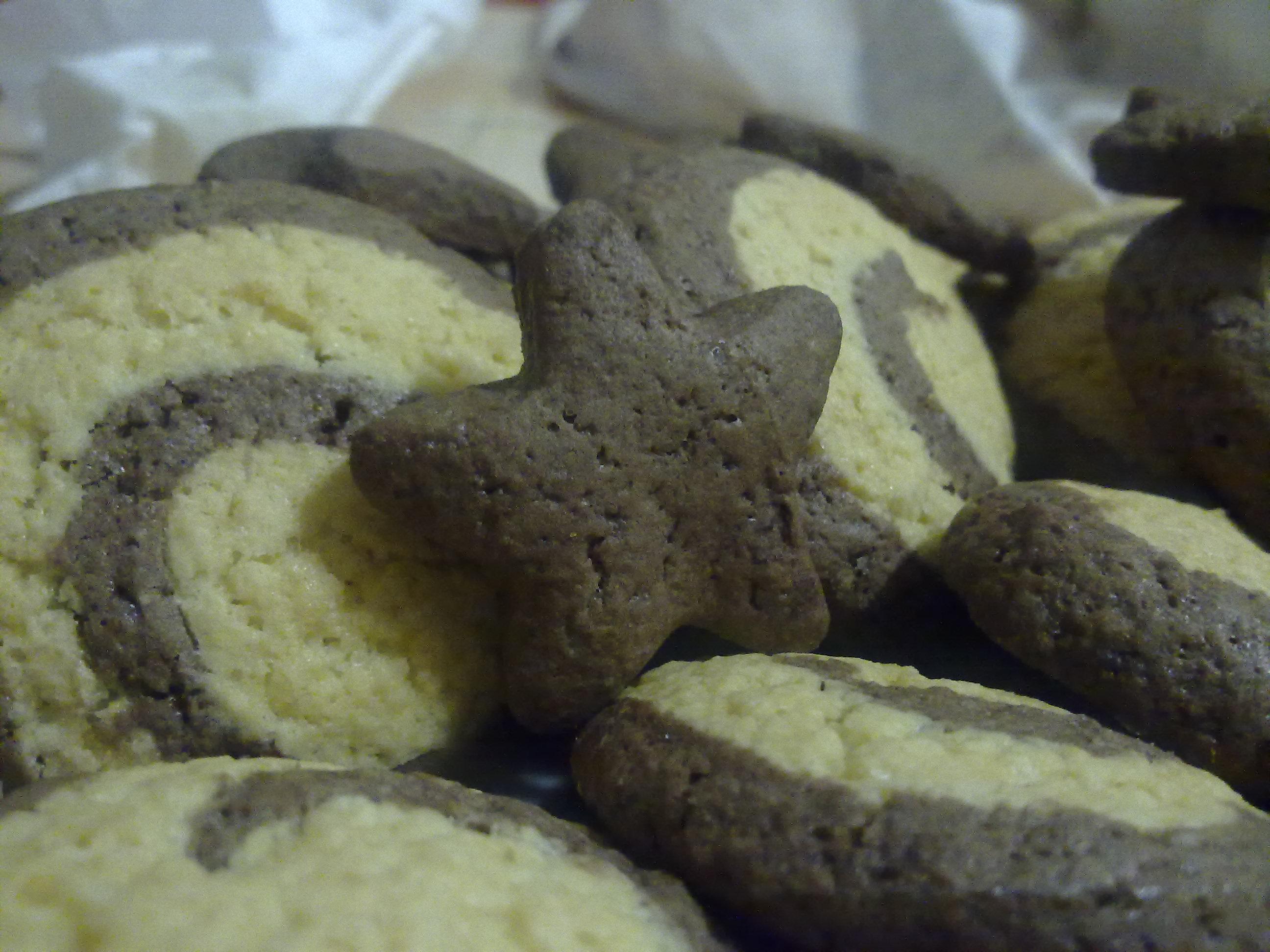 Biscotti aromatizzati alle mandorle